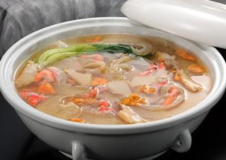 観洋特製スープ